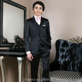 Italy Design Men Boy Suits Slim Fit Boy Suits Fashion Boy S Wedding