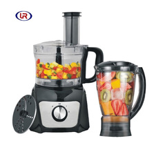 OEM Approved Double safety lock 2 Speed Fruit 8 Cup Food Processor with Blender Jar