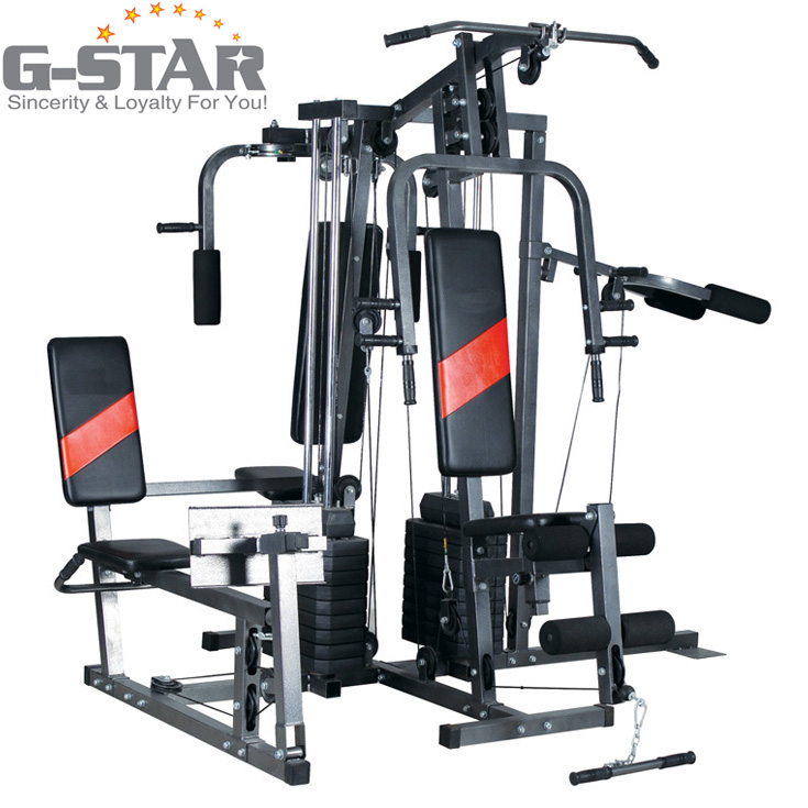 GS-3003C Deluxe 3 Station Multi Home Gym <strong>Equipment</strong>