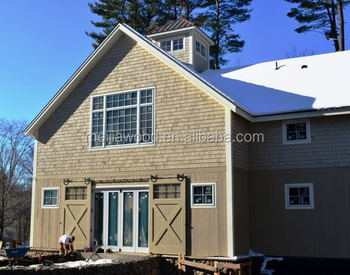 French Style 6 Lite Flat Top With Half X Brace Bi Parting Exterior Glass