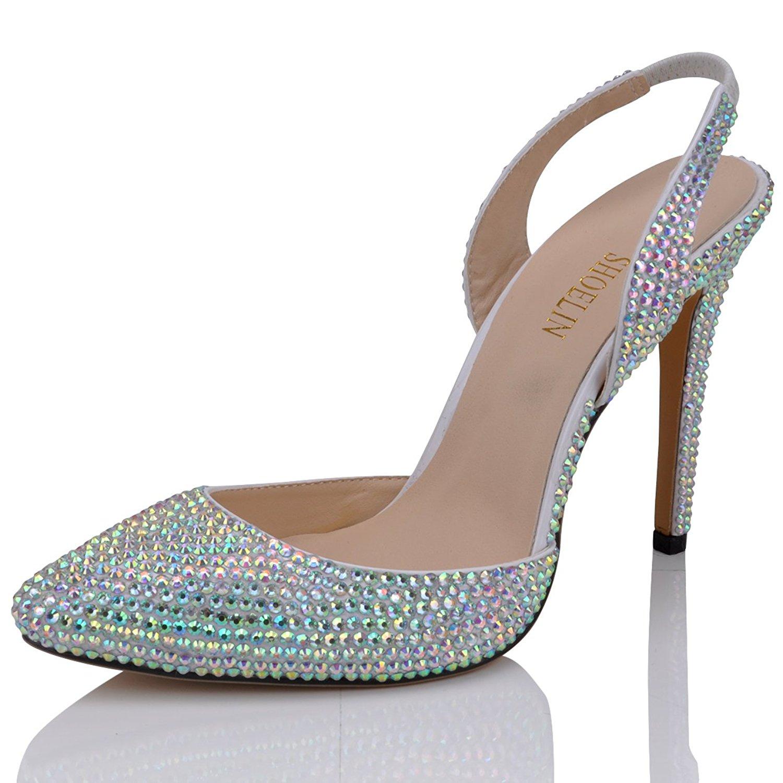ded61c3e02b1 Get Quotations · SHOELIN High Heels Sandals