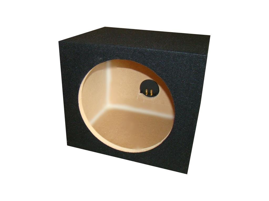 "Zenclosures 1-15"" Jl Audio 15w0v3-4 Subwoofer Box"