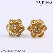 24825 Best selling multicolor stud earring jewelry supplies
