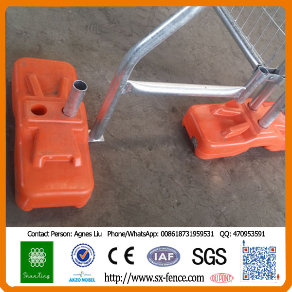 Hot Sale Cheap Temporary Fence Blocks / Temporary Fence Feet / Temporary Fence Accessories