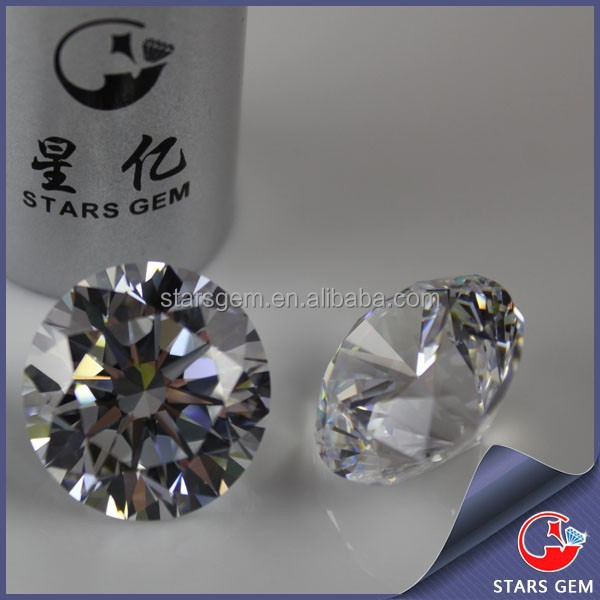 cubic zirconia jewelry accessories finely processed polish cz gemstone