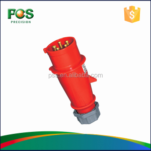 GXPRECISION IP44 Hot Plug Power Connector IEC 60309-2 Industrial Plugs
