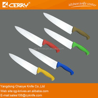 Commercial stainless steel chef kitchen knife