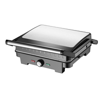 CG-011 Jestone Hot sales 180 degree panini press grill sandwich maker/Contact grill