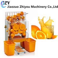 Commercial Automatic Stainless Steel Orange Juice Machine Electric Citrus Juicer For Sale(whatsapp:0086 15039114052)
