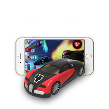 The Sliver Dragon A real Racer toy AR car for phone Pocket Racing Car