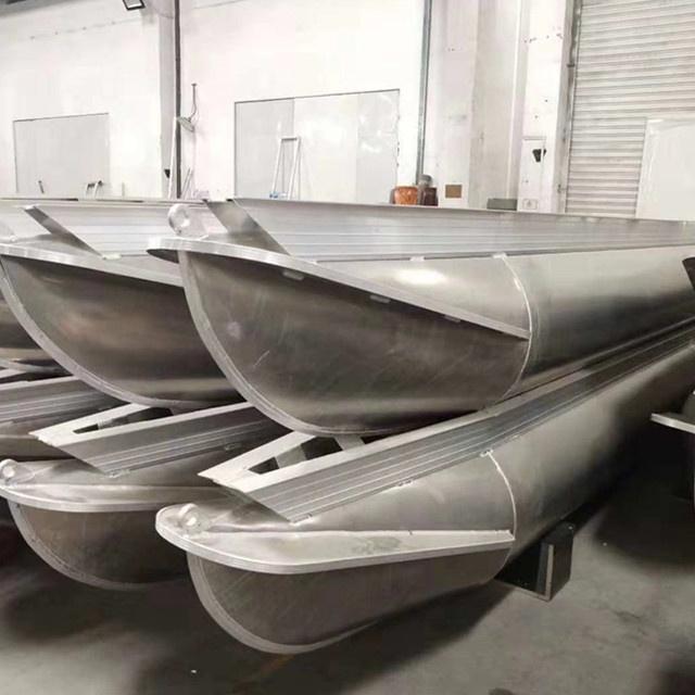 China Pontoons For Pontoon Boat, China Pontoons For Pontoon