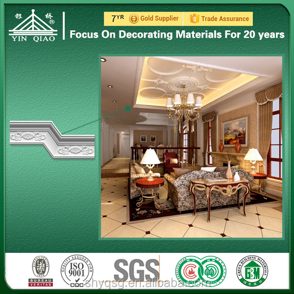 China Supplier Plaster Ceiling Medallion Moulding Silicone Rubber ...