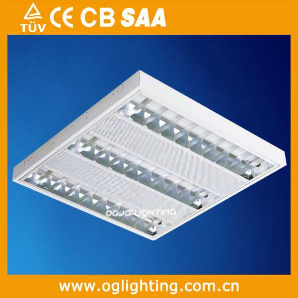 Ce,Saa New T5 Led Grille Light,T5 Grille Lamp,Office Light Fitting ...