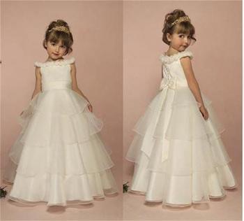 Retail Children Girls Frock Girl Party Dress Baby Princess Tutu