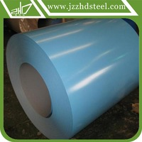 cold rolled painted steel coil for villa roof