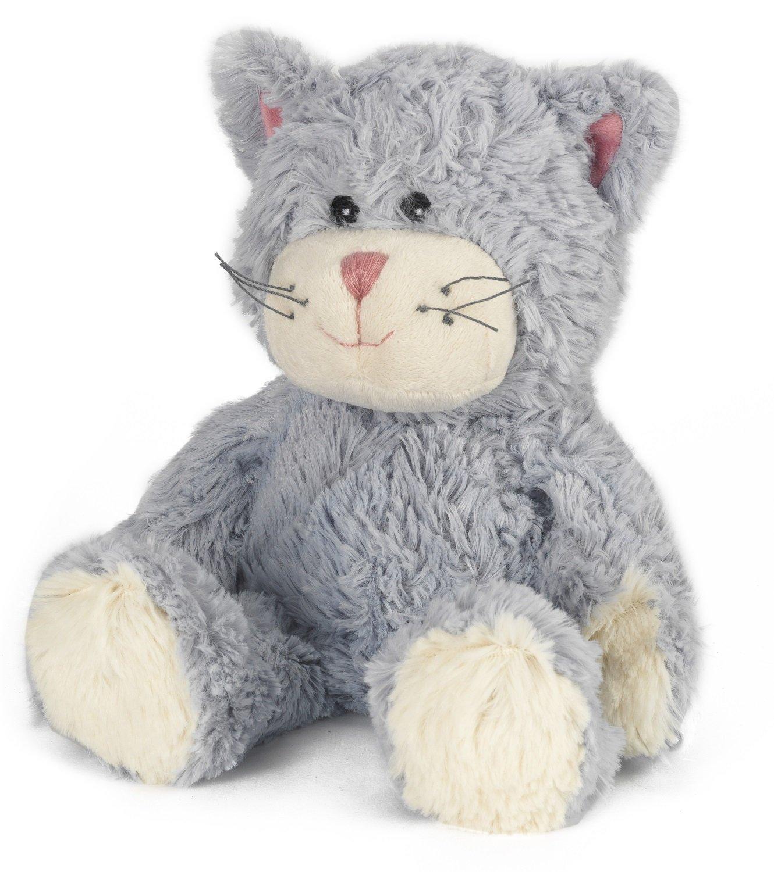 Warmies Cozy Plush Cat Heatable Toy