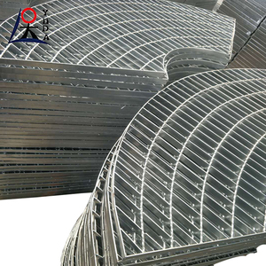 Factory Price Building Materials Galvanized steel grating weight per square meter