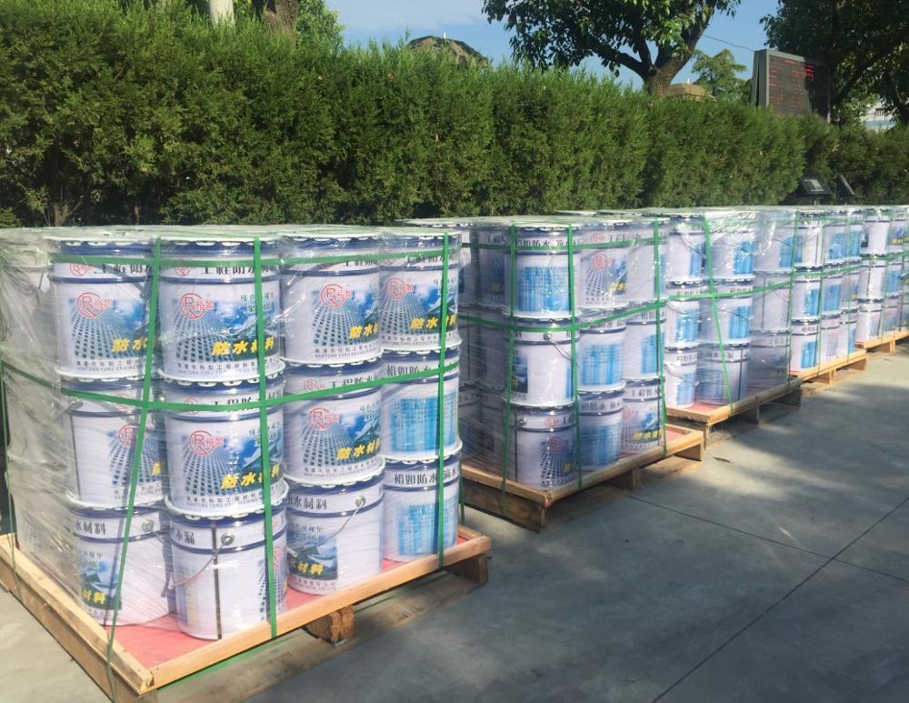 Liquid applied polyurethane waterproof membrane