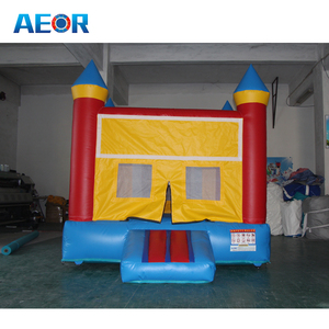 Cheap mini inflatable bouncer castle for kids/jumper kids inflatable bouncer for sale