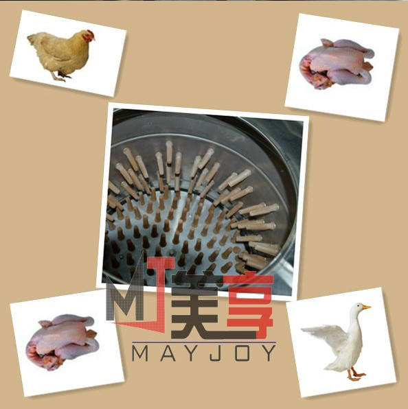 Chicken plucker ,chicken cleaning machine ,China made plucker machine