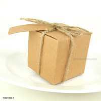 Kraft Paper Gifts Packaging Box Candy Gift box Paper Box