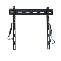 24 to 55 Inches Universal Ultra Slim Low Profile Fixed TV Mounting Bracket