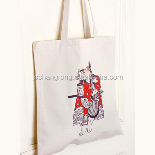 Yangzhou Changrong Welcome OEM ODM adjustable large canvas bags and <strong>totes</strong> for girl