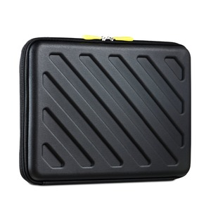 Custom PU waterproof and shockproof eco-friendly design hard shell EVA laptop protective case/computer bag