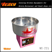 HOT SALE! CE certificated Electric Candy Floss Machine/Cotton Candy Maker WY-771