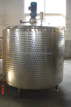 Stainless steel steam hot and cold cylinder,Vertical mixing hot and cold mixing tanks