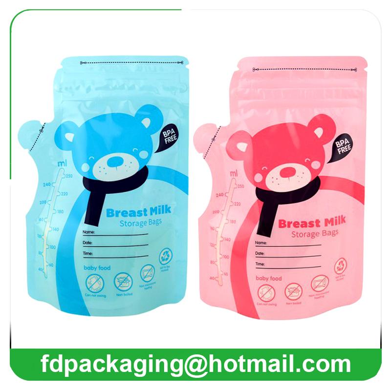 Nieuwe Product Opnieuw Zip Seal Herbruikbare Giet Voedsel storagee Tas Kit Clip