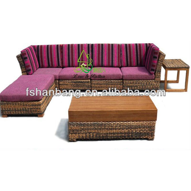 Marvelous Water Hyacinth Sectional Sofa Sets Buy Water Hyacinth Sofa Set Rattan Couch Set Modern Sofa Set Product On Alibaba Com Ncnpc Chair Design For Home Ncnpcorg