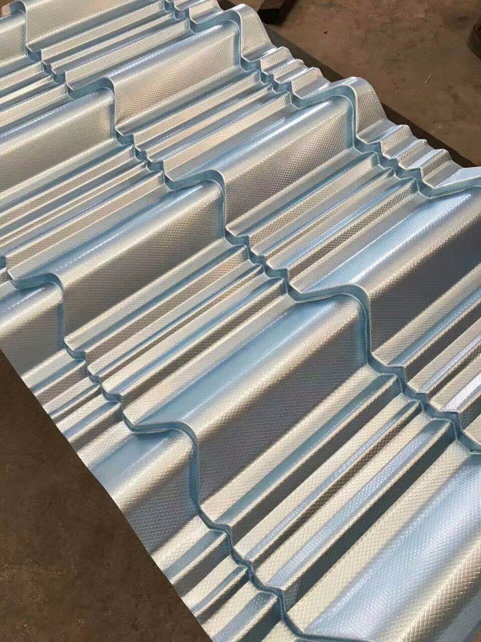 Metal Roof Thermal Insulation Cladding Material Steel Al