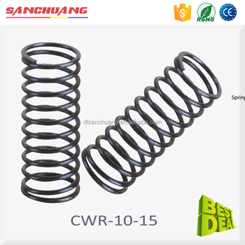 Diameter 10mm Length 15mm Round Small Wire Clips Spring - Buy Clips ...