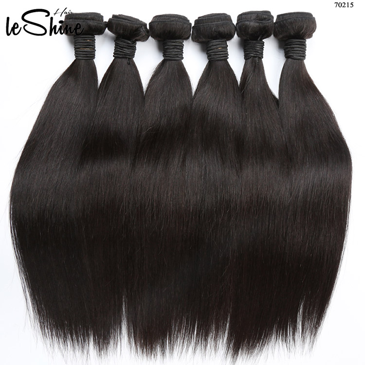 Dropship Weave Hair 100% Brazilian Peruvian Human Plastic Extension Snap In Zambia
