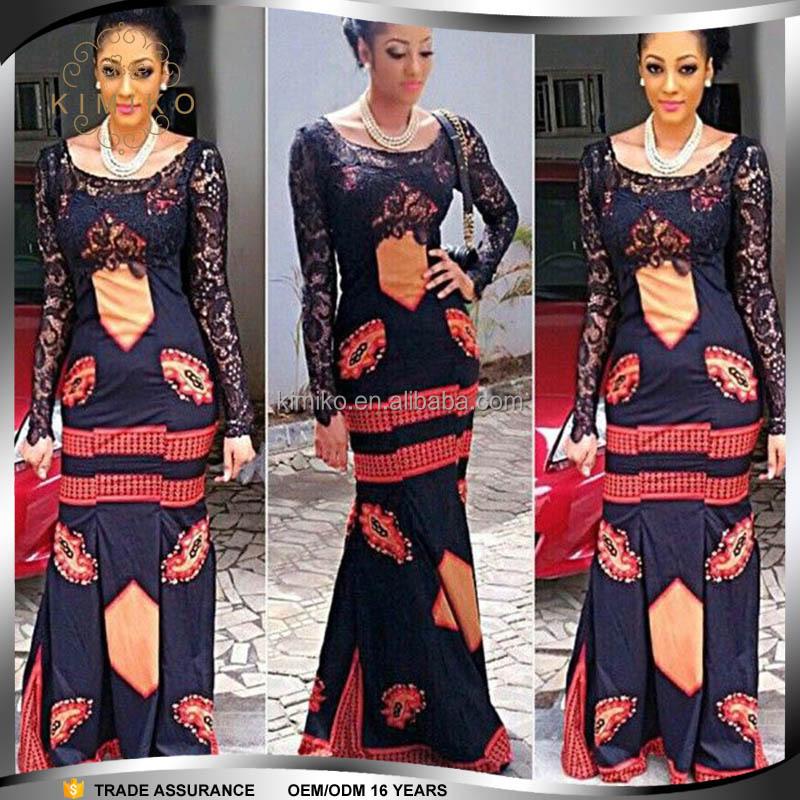 Lace dress knitting pattern 4 dashiki