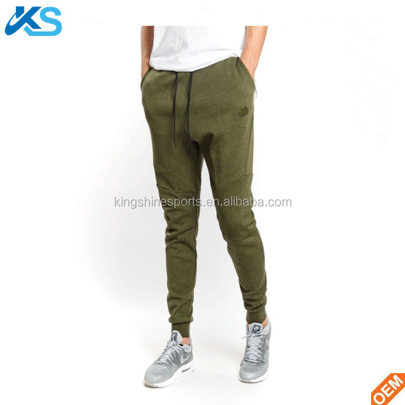 Wholesale high quality Tech Fleece Men's Skinny Joggers Gym Running pant