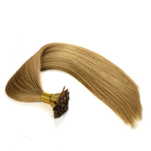 Fast Shipping 100% Remy Malaysian Hair Silky Straight Flat tip/U TIP/I tip Hair Extensions