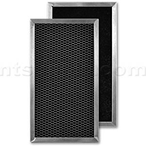 Range Hood Filters for GE General Electric WB2X2891 Hotpoint Replacement 2