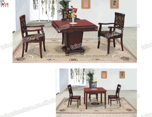 Modern Furniture Dining Room Set Wooden Dining Table And Chairs