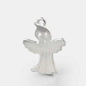 Christmas silver fairy angel tag charms diy small scarf pendants christmas silver fairy angel tag charms diy small scarf pendants design aloadofball Choice Image