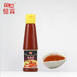 Tobacco flavour chili sauce with factory price