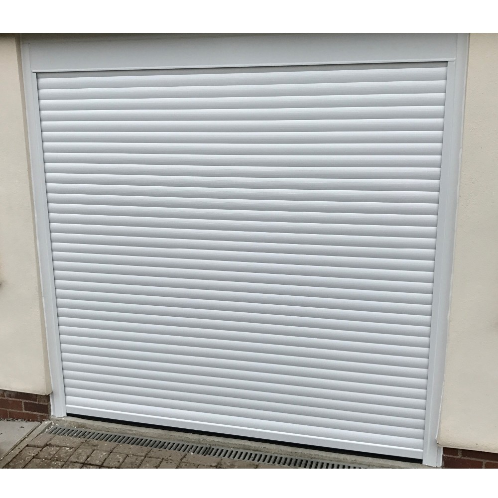 Warehouse Automatic Aluminum Roller Shutter Doors Interior Rolling Roll Up And Down Security