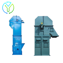 Hot Quality Rice Mill Belt Bucket Elevator For Sale