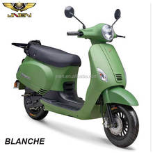 BLANCHE JNEN motor New design 2017 fashion model gasoline scooter 50CC/125CC EEC