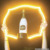 LED Acryl Luc Belaire Champagner Glorifier Anzeige VIP Flasche Presenter Service Tablett
