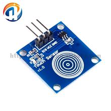 TTP223 TTP223B Jog Digital Touch Sensor Capacitive Touch Sensor Switch Module