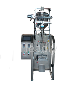 Stainless Steel Soft Drinks, Energy Drinks Plastic Bag Vertical Packing Machine
