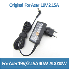 Hot sale original oem ac/dc power adapter for Acer 19v 2.15a 40w with 1 year warranty