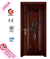 Competitive price top sell unique interior wooden sliding doors